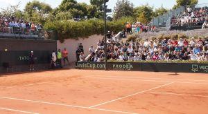 Κλειστά ακόμα πολλά δημοτικά γήπεδα τένις