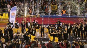 ΑΕΚ: Η στιγμή της απονομής στους Κυπελλούχους Ελλάδας