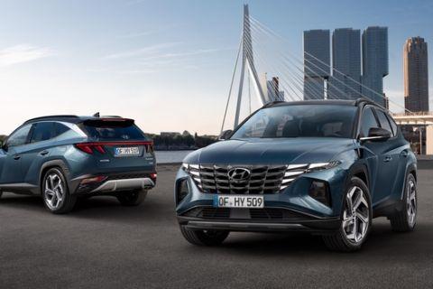 Το νέο Hyundai Tucson δυναμιτίζει τον ανταγωνισμό