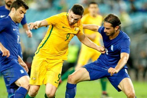 Στην προεπιλογή της Αυστραλίας για το Παγκόσμιο Κύπελλο ο Γιάννου