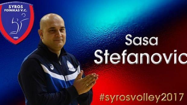 Τέλος ο Σάσα Στεφάνοβιτς από τον Φοίνικα