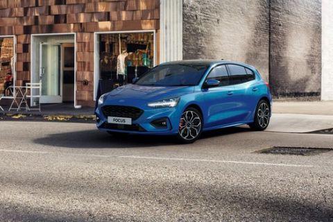 Έρχεται υβριδικό Ford Focus EcoBoost