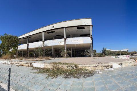 Ο χώρος που ο Ολυμπιακός θα κατασκευάσει το υπερσύγχρονο κολυμβητήριό του