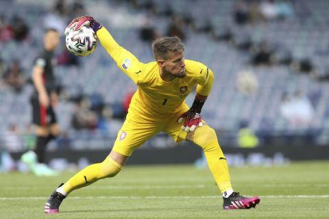 Ο Τόμας Βάλτσλικ ήταν εκ των κορυφαίων της Τσεχίας στο Euro 2020