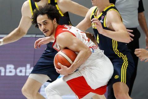 Με Λάρκιν και τέσσερις NBAers η προεπιλογή της Τουρκίας για το Προολυμπιακό τουρνουά