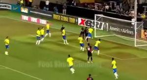 Φιλική νίκη του Περού επί της Βραζιλίας