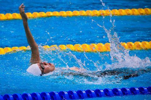 Ο Μακροδημήτρης στους Παραολυμπιακούς Αγώνες του Τόκιο