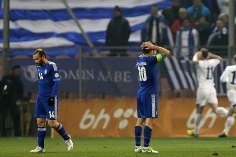 Βοσνία/Ερζεγοβίνη-Ελλάδα 3-1