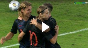 Κροατία – Ελλάδα: Απογοητευτική η Κ21 δέχθηκε τέσσερα γκολ μέχρι το 24′