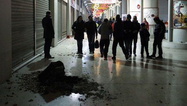Η επίσημη θέση της Αστυνομίας για τα επεισόδια έξω από το γήπεδο Καραϊσκάκη