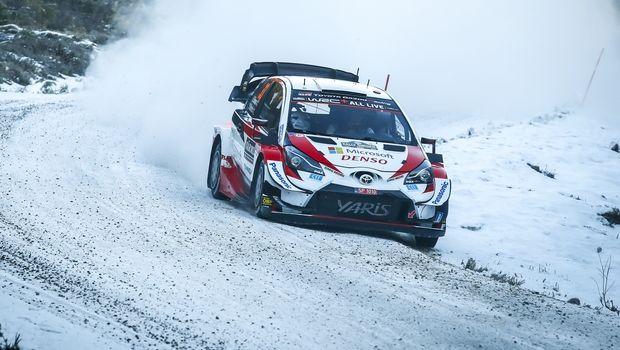 WRC: Ο καλός… καιρός ακυρώνει ειδικές στη Σουηδία, επικεφαλής ο Εβανς