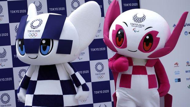 328e9edbb3e Αυτές είναι οι μασκότ των Ολυμπιακών και Παραολυμπιακών Αγώνων του ...