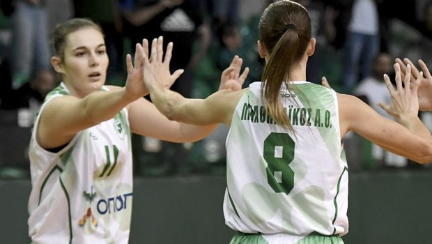 Α2 Γυναικών: Ασταμάτητοι Παναθηναϊκός και Παναθλητικός