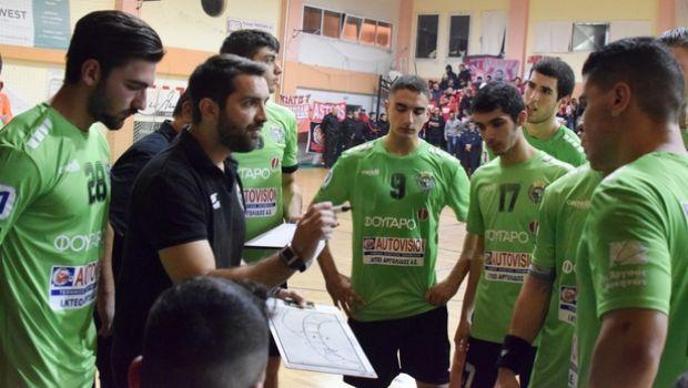 Handball Premier: Μεγάλο διπλό του Διομήδη