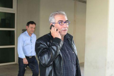 """Συμεωνίδης: """"Στρέφονται εναντίον μου χωρίς να έχουν το δικαίωμα"""""""