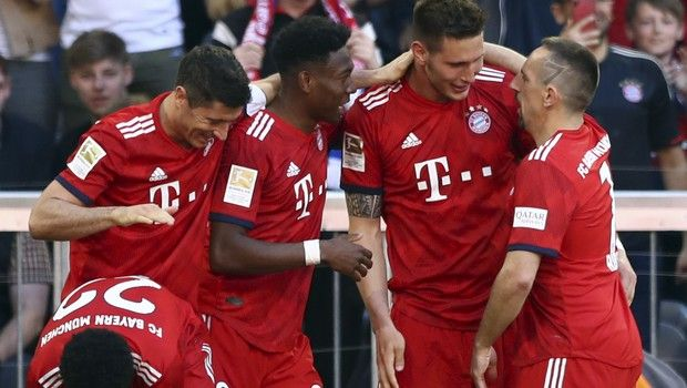 Bundesliga: Η Μπάγερν λύγισε την Βέρντερ, στο +4 από την Ντόρτμουντ