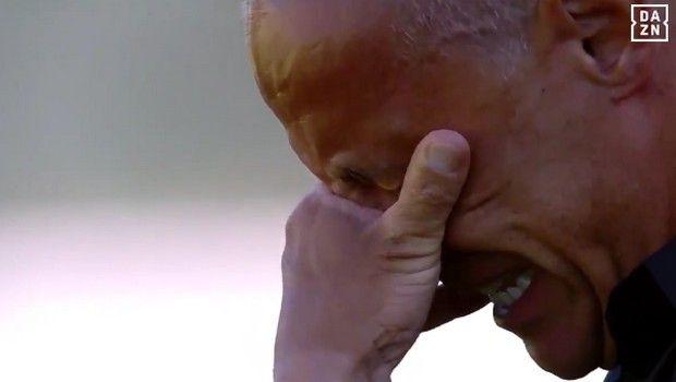 Ο προπονητής της Λιβόρνο ξέσπασε σε κλάματα για το θάνατο της μητέρας του