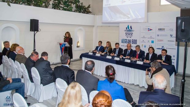 AEGEAN 600: Ένας απαιτητικός διεθνής ιστιοπλοϊκός αγώνας