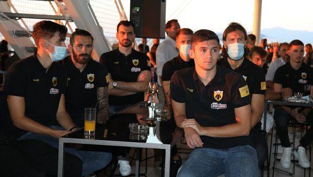 "AEK: Από Αγιά Σοφιά, σε… ""ΟΠΑΠ Arena""! (+pics)"