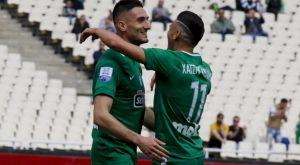 Παναθηναϊκός – Παναιτωλικός: Τρία γκολ στο ημίχρονο οι πράσινοι