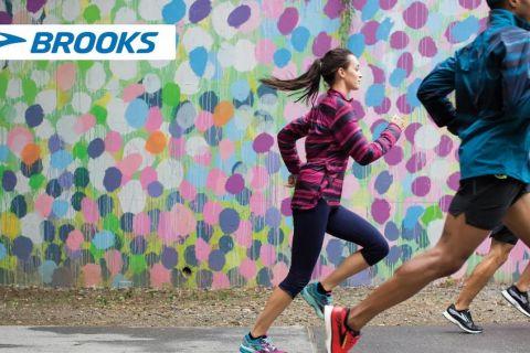 "RUN HAPPY με Brooks:  Από το SHOPilisia στον ΝΝ 11ο Διεθνή Μαραθώνιο ""Μέγας Αλέξανδρος"""