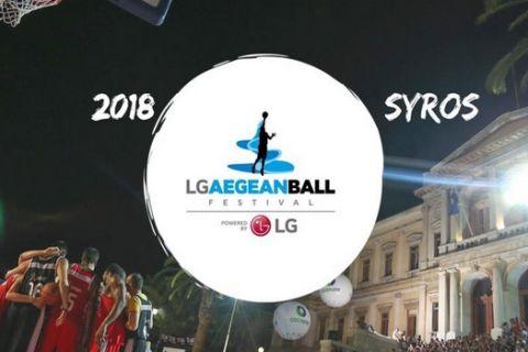 LG AegeanBall Festival και Sport24 συνεχίζουν μαζί για τρίτη σερί χρονιά!