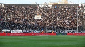 Super League: Πρόστιμο 25.000 ευρώ στον ΠΑΟΚ