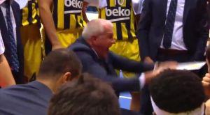 """Ομπράντοβιτς κατά παικτών στο time out: """"Άντε γ@μ…τε, ντροπή σας"""""""