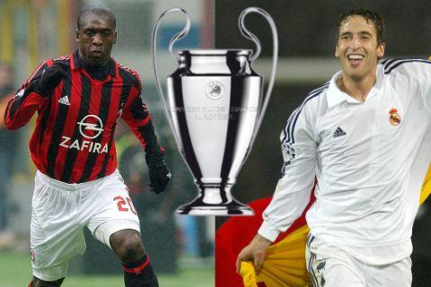 Ποιος από τους δύο έχει κατακτήσει περισσότερα Champions League;