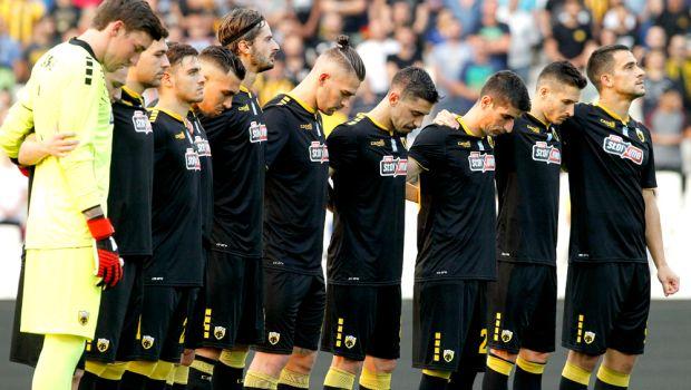 Η ενδεκάδα της ΑΕΚ για τον αγώνα με τη Σέλτικ