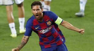 Μπαρτσελόνα – Νάπολι 3-1: Με σούπερ Μέσι στο Final 8 του Champions League