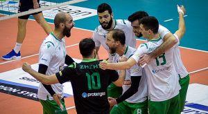Volleyleague ανδρών: Πέρασε από την Σύρο ο Παναθηναϊκός, 3-2 τον Φοίνικα