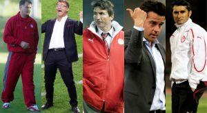 «Φάκελος» Ολυμπιακός: 34 αλλαγές προπονητών σε 22 χρόνια κυριαρχίας