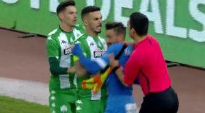 Παναθηναϊκός – ΠΑΣ Γιάννινα: Η σύρραξη των παικτών μετά από το γκολ του Μακέντα