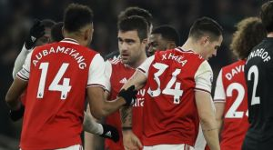 Αρσεναλ – Γιουνάιτεντ 2-0: Πρώτη νίκη Αρτέτα με υπογραφή Σωκράτη