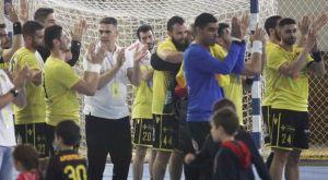 AEK- Μπρέγκεντς 29-25: Πρώτο βήμα πρόκρισης στους «16» του Challenge Cup