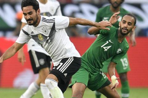 Πρώτη νίκη σε φιλικό για Γερμανία, άνετα η Ουρουγουάη, γκολ ο Ανσαριφάρντ
