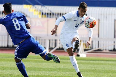 Το Ισραήλ νίκησε 1-0 την Ελλάδα και ξέφυγε στη βαθμολογία
