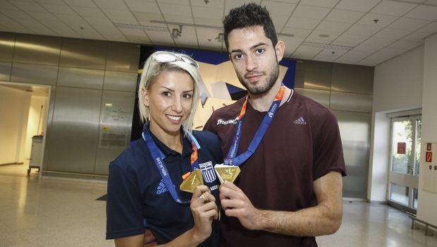 Γλασκώβη 2019: Τα 32 μετάλλια στη διοργάνωση έφτασε η Ελλάδα