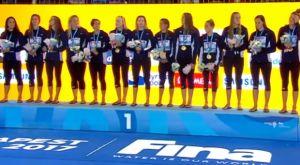 Παγκόσμια πρωταθλήτρια στο πόλο γυναικών η εθνική ΗΠΑ, 13-6 την Ισπανία