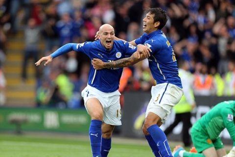 """Goal of the Day: Η Λέστερ θυμήθηκε το """"χρυσό"""" ντεμπούτο του Καμπιάσο"""