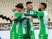 Παναθηναϊκός - Λαμία 2-0: Ο Περέα τον έβαλε στην εξάδα