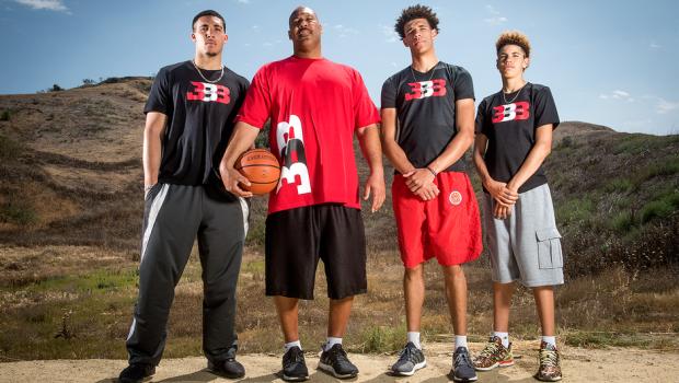 Η οικογένεια Ball αποφάσισε να αλλάξει το μπάσκετ