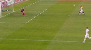 """Λαμία – ΑΕΚ: Με εντυπωσιακό αυτογκόλ το τέταρτο γκολ του """"Δικεφάλου"""""""