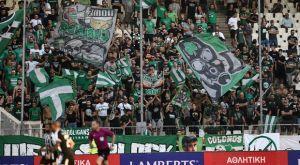 Παναθηναϊκός: Στην κυκλοφορία τα εισιτήρια και για τα δύο ματς με ΠΑΟΚ
