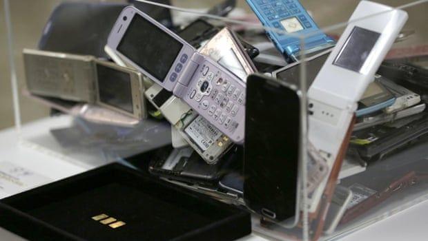 Από ανακυκλωμένες συσκευές τα μετάλλια των Ολυμπιακών στο Τόκυο