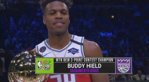 2020 ΝΒΑ All-Star Weekend: Ο Μπάντι Χιλντ πήρε τα τρίποντα με buzzer-beater