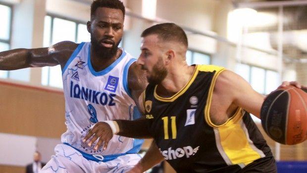 Basket League: Τα αποτελέσματα της πρώτης ημέρας