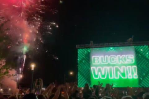 NBA Finals: Η παράνοια στο Μιλγουόκι μετά το κάρφωμα του Αντετοκούνμπο στο φινάλε