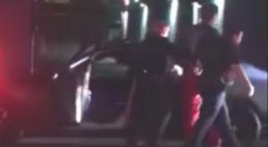 Η στιγμή της σύλληψης του Nick Young στο Hollywood